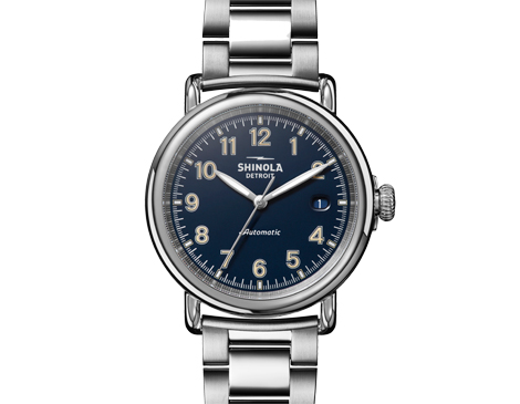 Shinola watch