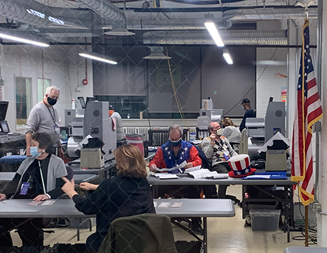 Board of Elections Tabulation
