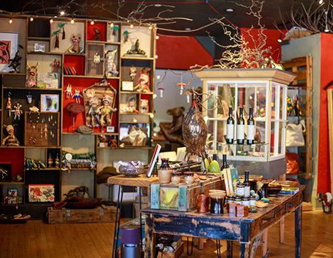 Fiddlehead Gallery