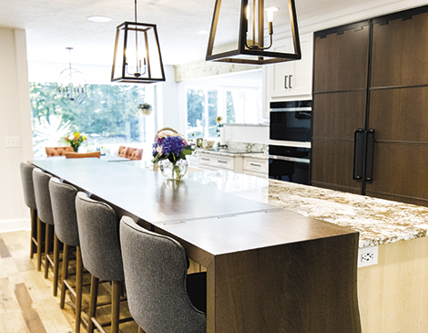 Kitchen Remodel By Architectural Justice Design Center
