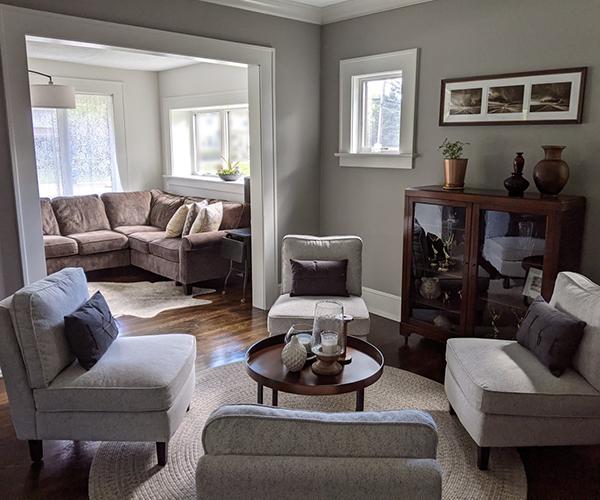 Betsy Kling Living Room