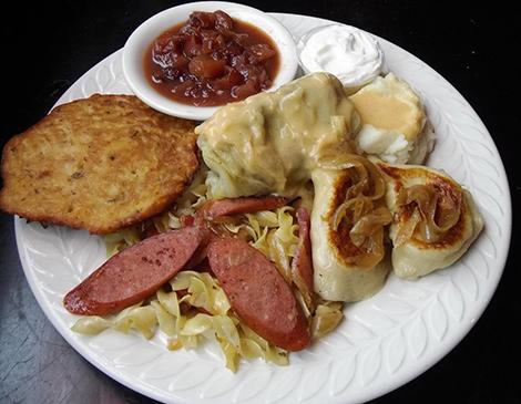 Ethnic Platter