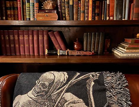 Interior of Cloak & Dagger
