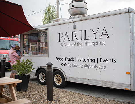 Parilya Food Truck