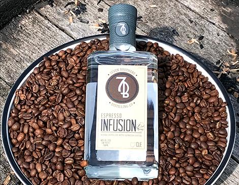 Seven Brothers Distilling Co. Espresso Infusion vodka