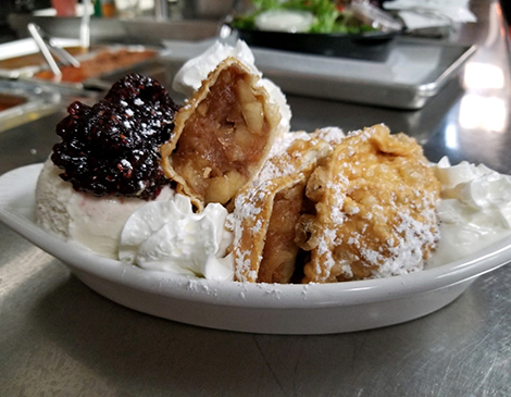 The South Side's Apple Pie Pierogies
