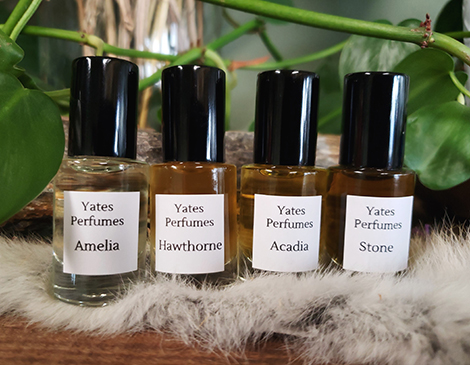 Yates Perfumes