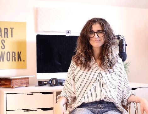 Megan Kuhar isn't afraid to repeat outfits