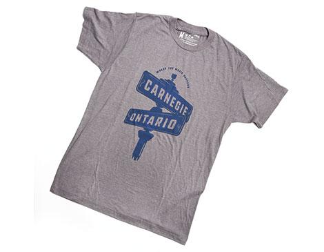 """""""The Corner"""" T-shirt"""
