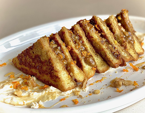 Five French Toasts Perfect For Your Next Brunch Outing