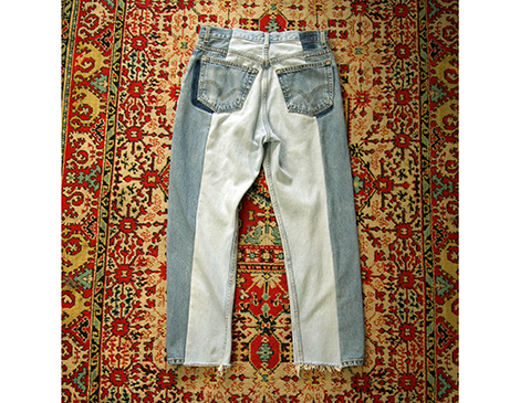 House of Tame's Blue & Blue Jeans