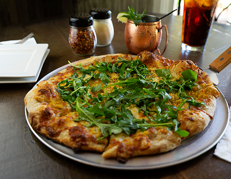 Chatty's Pizzeria's Clam Pizza