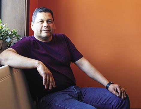 La Casita Taqueria's Marcos Campos