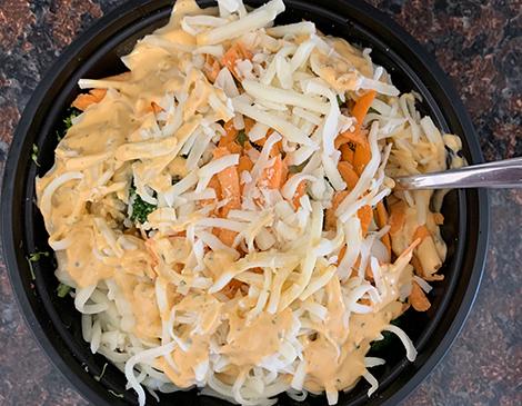 Mashiso Asian Grille's Korean Beef Bowl