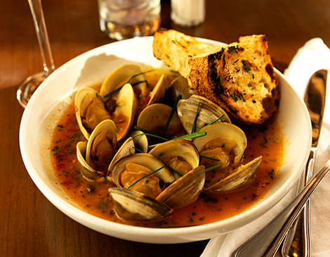 Michael's Genuine Food & Drink's Middleneck Clams