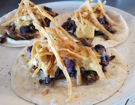 Nuevo Modern Mexican and Tequila Bar_Hongos Tacos_Best Tacos to Eat in Cleveland