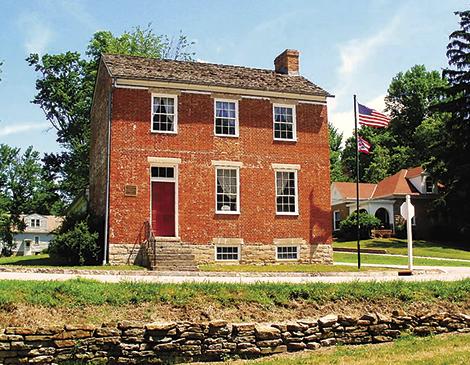 US Grant Boyhood  Home & Schoolhouse