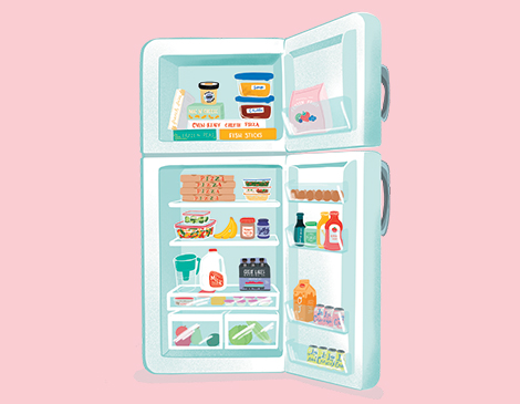 How To Organize Your Fridge Like A Pro