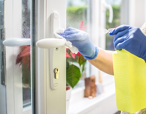Owner of CLE Cleaning Co. gives us sage advice on how to stay thorough with your cleaning during the winter.