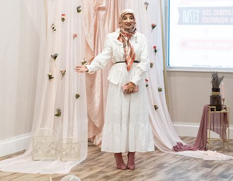 Fashion Talks founder Aimon Ali