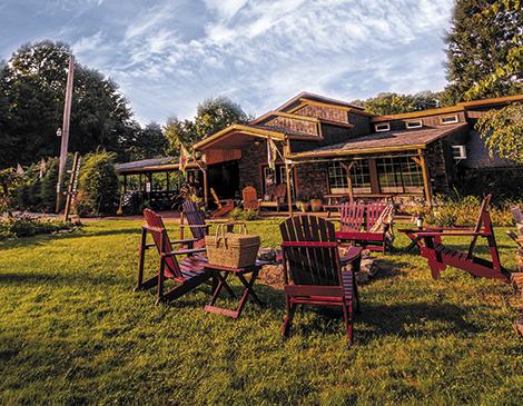 Ohio Wineries Buccia Vineyards Conneaut