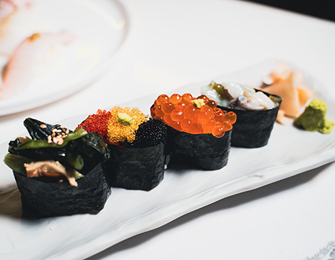 Sushi from Goma
