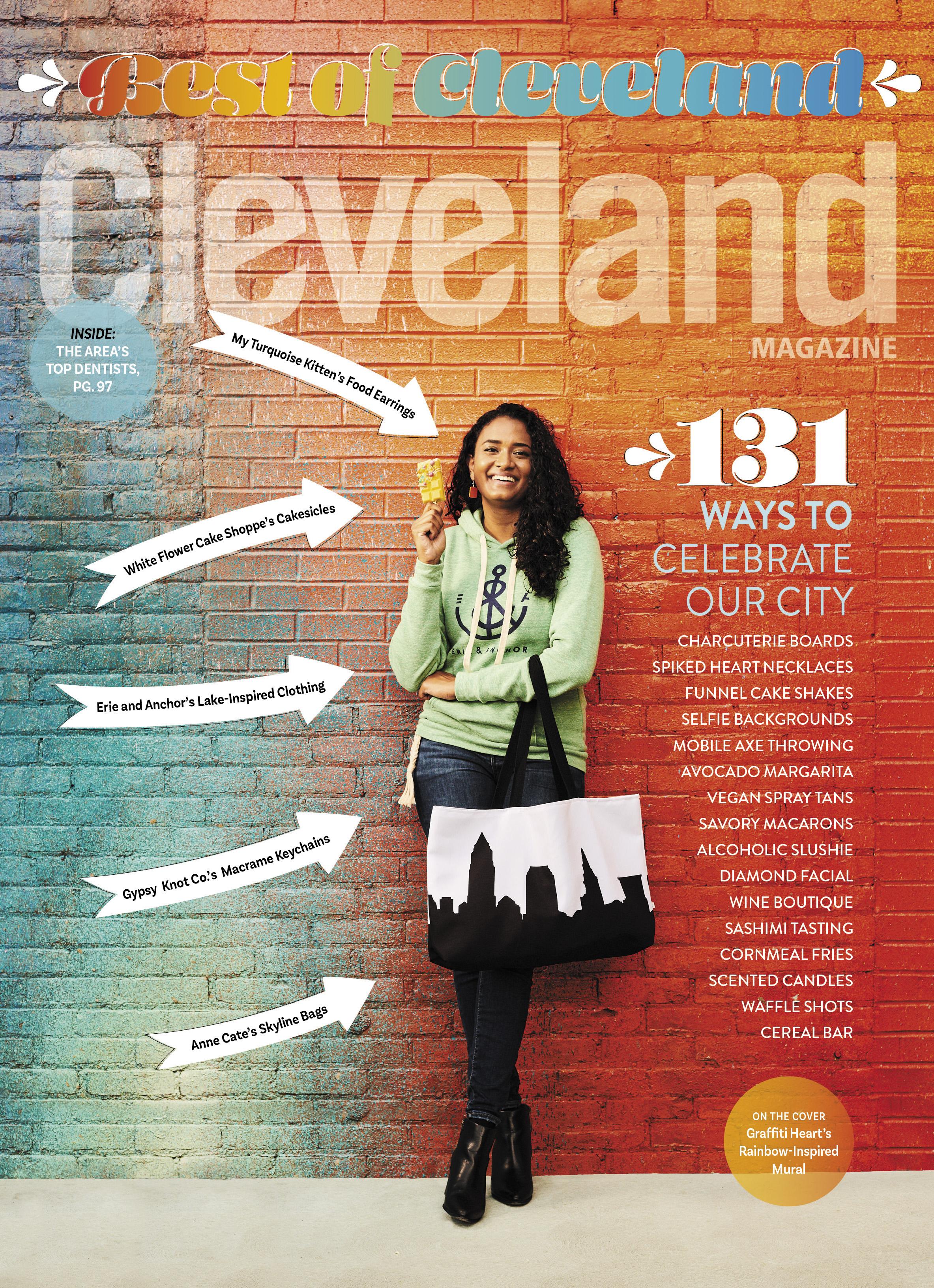 October 2021, Best Of Cleveland, Cleveland Magazine