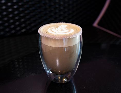 27 Club Coffee's Diablo Latte