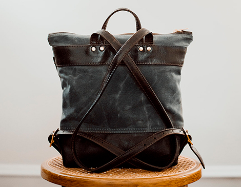 Ellie Jane Bags_Torrey Backpack_handmade_bags_purses_Cleveland_Ohio_local_shop