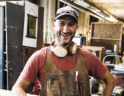 Koppen Woodworks_Cleveland Ohio_Local Furniture Maker