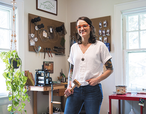 Papillon Handcrafted Jewelry_Cleveland Makers_Shop Local