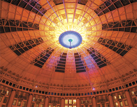 French Lick and West Baden Springs, Indiana