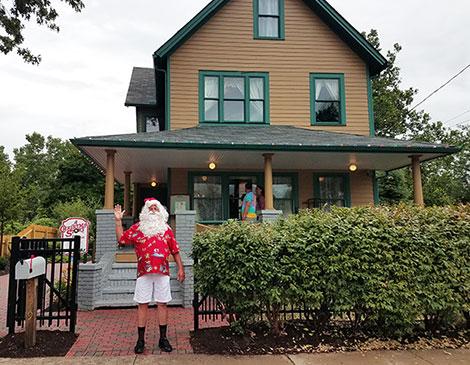 a christmas story house - Christmas Story House