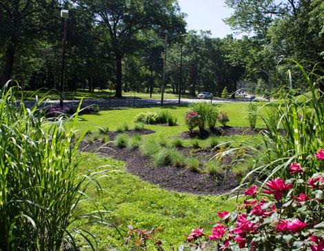 African American Cultural Garden