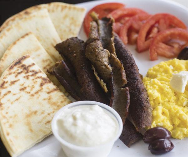 Athenian Breakfast