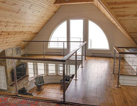 Avalon Boathouse Framework