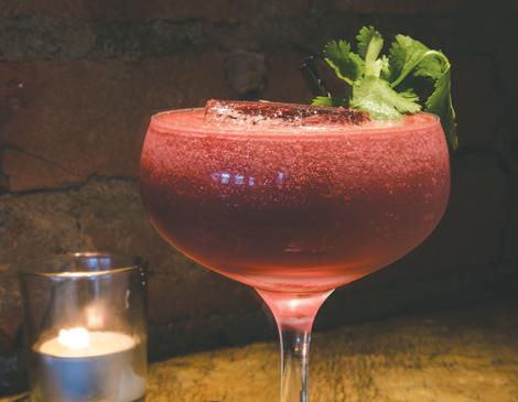 Beet Cocktail Recipe