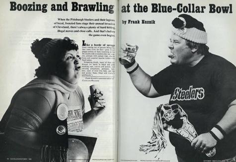 Blue Collar Bowl  (October 1980)