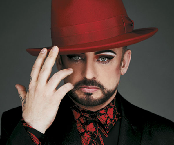 Boy George Reflects On His Chameleonic Career