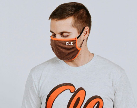 Brown And Orange Mask, Where I'm From