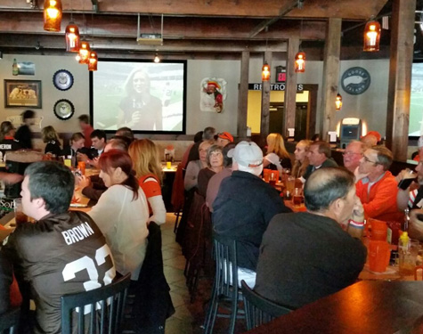 Cin-Day Lucky Dawgs Browns Backers Club