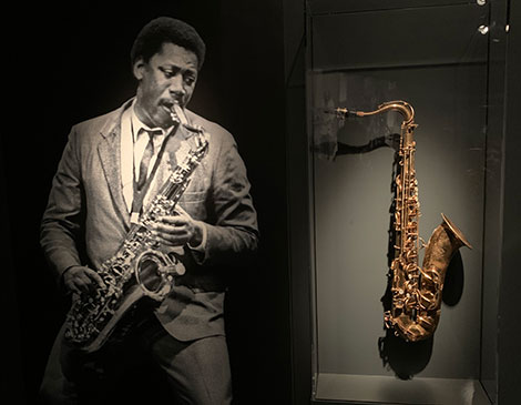 Clarence Clemons Saxophone