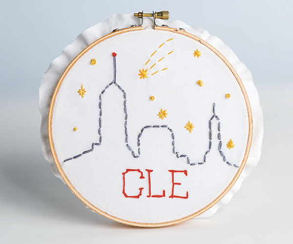 CLE Needlepoint