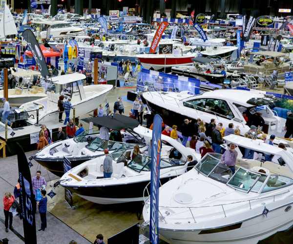 Cleveland Boat Show 2018