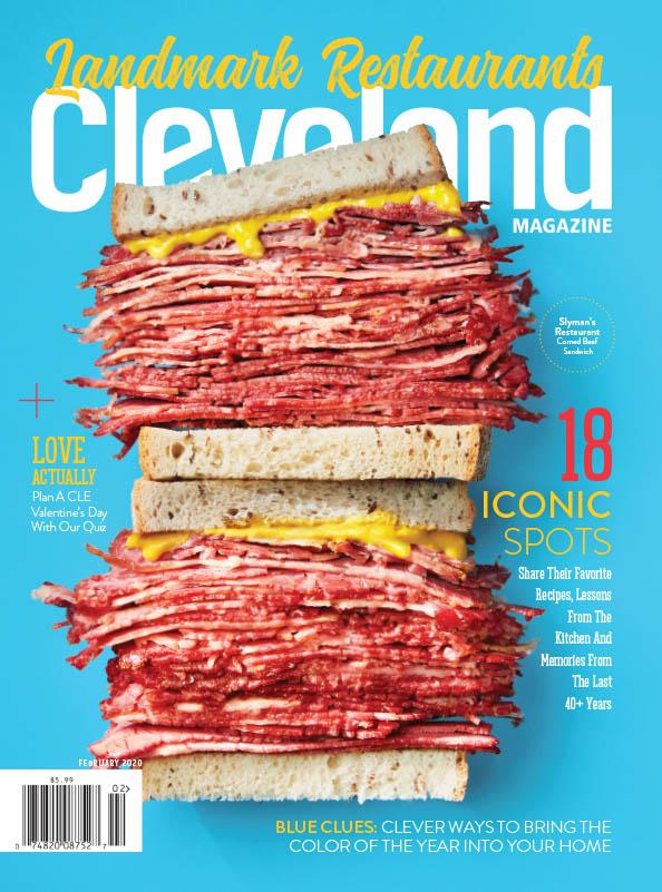 Cleveland Magazine February 2020