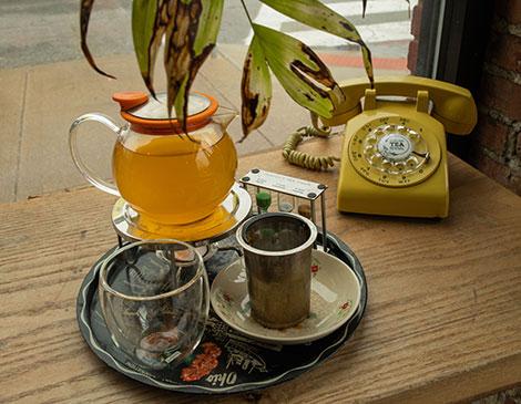 Cleveland Tea Revival