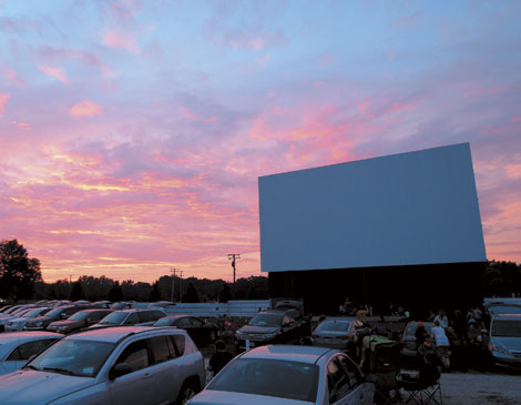 Date Night Drive In