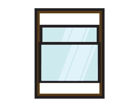 Double-Hung Tilt-In Windows