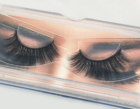 """Eyes on the Prize"" 3-D Lashes"