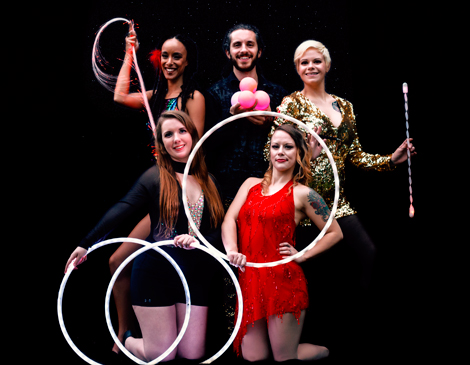 Best Of CLE: Entertainment Troupe